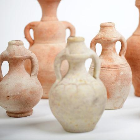 MA Susa doniczka ceramiczna bezowa amforamala2 glowne 450x450 - MA Susa <br> mała