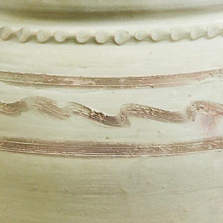 MA Tunis doniczka ceramiczna bezowa glowne 1 450x450 - MA Tunis <br> duża