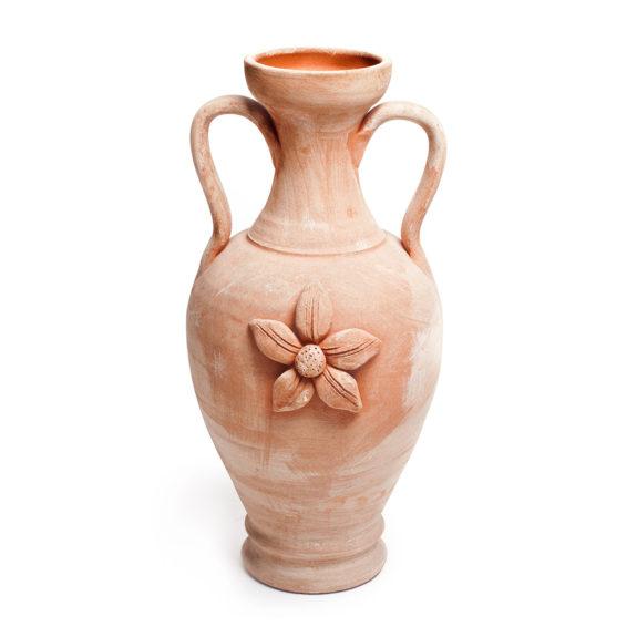 PT Pistoia amfora  ceramiczna bezowa dwauchwyty kwiat glowne 575x575 - PT Pistoia <br> kwiat