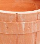PT Volterra wiaderkoceramiczne bezowe okragle dwa uchwyty glowne 1 130x145 - PT Volterra <br> wiaderko
