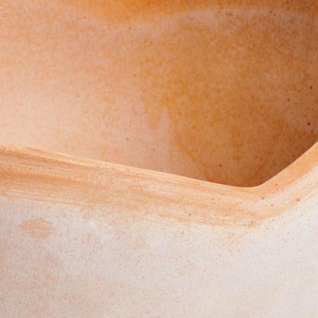 TI Badoere doniczkaceramiczna bezowa okragla gladka glowne 1 450x450 - TI Badoere <br> okrągła