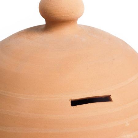 TI Casa skarbonka ceramiczna bezowa glowne 1 450x450 - TI Casa <br> skarbonka ceramiczna