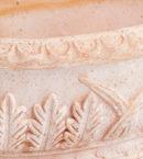 TI Primavera doniczkaceramiczna bezowa owalna liscie glowne 1 130x145 - TI Primavera <br> owalna