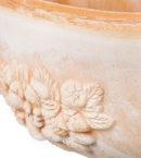 TI Primavera doniczkaceramiczna bezowa polokragla wiszaca owoce glowne 1 130x145 - TI Primavera <br> półokrągla, wisząca